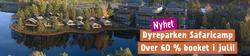 Tilbud fra Dyreparken i Kristiansand-brosjyren