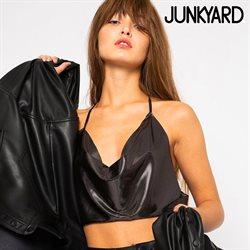 Junkyard-katalog ( Mer enn 30 dager )