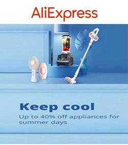 Tilbud fra Elektronikk og hvitevarer i AliExpress-brosjyren ( 5 dager igjen)
