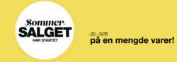 Tilbud fra Match i Oslo-brosjyren