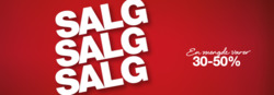 Tilbud på Salg i Match-katalogen i Sandvika
