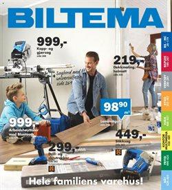 Tilbud fra Bygg og hage i Biltema-brosjyren ( 3 dager siden )