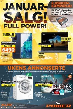 POWER-katalog ( Utløper i morgen )