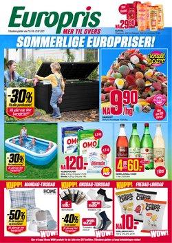 Europris-katalog ( Utløpt)