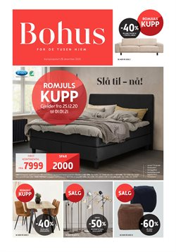 Bohus-katalog ( 21 dager igjen )