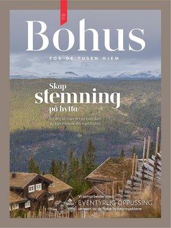 Tilbud fra Bohus i Bohus-brosjyren ( Mer enn 30 dager)