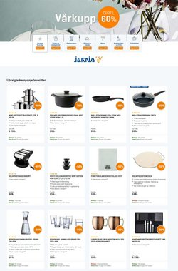 Jernia-katalog i Oslo ( Utløpt )