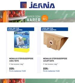 Jernia-katalog ( 3 dager igjen)