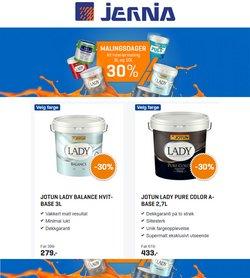 Jernia-katalog ( Publisert i dag)