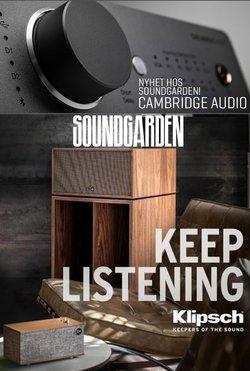 Soundgarden-katalog ( 2 dager siden )