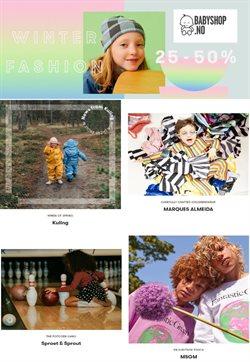Tilbud på Barn og leker i Babyshop-katalogen i Oslo ( Utløper i morgen )