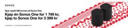 Tilbud fra Eplehuset i Oslo-brosjyren