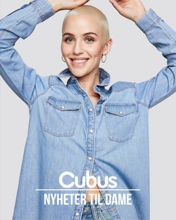 Cubus-katalog ( 24 dager igjen)