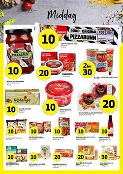 Tilbud fra Supermarkeder i Bunnpris-brosjyren ( Utløper i morgen )