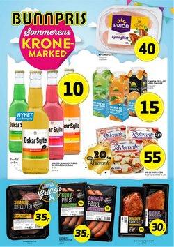 Tilbud fra Supermarkeder i Bunnpris-brosjyren ( Utløper i dag)