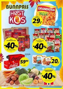 Tilbud fra Supermarkeder i Bunnpris-brosjyren ( 6 dager igjen)