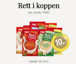 Tilbud fra Joker i Oslo-brosjyren