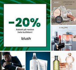 Tilbud på Helse og skjønnhet i Blush-katalogen i Moss ( Publisert i dag )