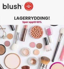 Tilbud fra Helse og skjønnhet i Blush-brosjyren ( 2 dager siden )