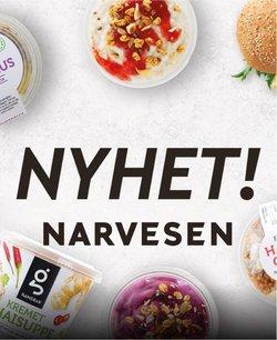 Tilbud fra Narvesen i Narvesen-brosjyren ( Utløpt)