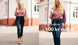 Tilbud fra Vivikes i Oslo-brosjyren