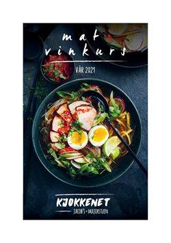 Tilbud på Restauranter og caféer i Jacobs-katalogen i Sandvika ( 3 dager igjen )