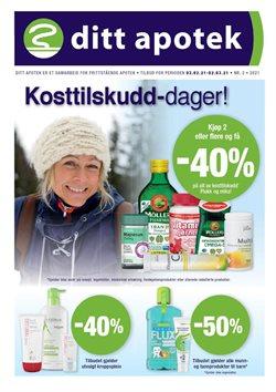 Ditt apotek-katalog ( Utløper i dag )