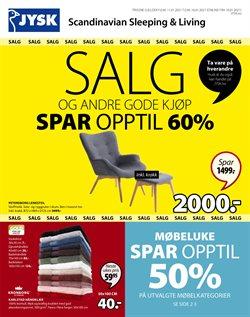 JYSK-katalog ( Utløper i dag )