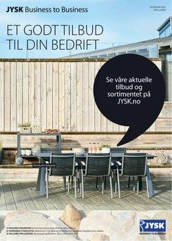 JYSK-katalog ( Utløpt )