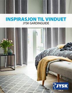 JYSK-katalog ( 15 dager igjen )