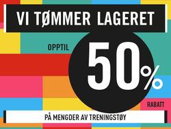Tilbud fra Intersport i Oslo-brosjyren