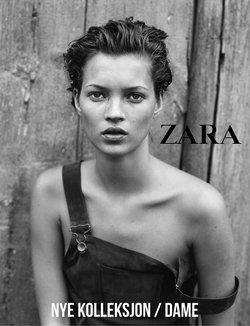 Tilbud fra Klær, sko og tilbehør i ZARA-brosjyren ( 21 dager igjen)