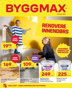 Byggmax-katalog i Trondheim ( Utløpt )