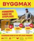 Byggmax-katalog i Drammen ( Utløpt )
