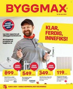 Byggmax-katalog ( Publisert i dag)