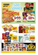 Tilbud fra Supermarkeder i Coop Prix-brosjyren ( 6 dager igjen)