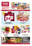 Tilbud fra Supermarkeder i Coop Marked-brosjyren ( 6 dager igjen)