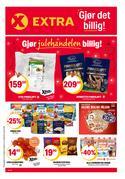 Tilbud på Supermarkeder i Coop Extra-katalogen i Trondheim ( Utløper i dag )