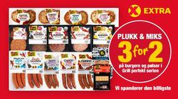 Tilbud fra Coop Extra i Hamar-brosjyren