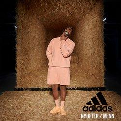 Tilbud fra Sport og Fritid i Adidas-brosjyren ( Mer enn 30 dager)