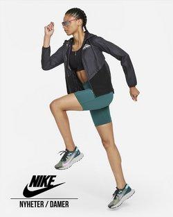Tilbud fra Sport og Fritid i Nike-brosjyren ( 16 dager igjen)