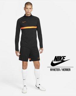 Tilbud fra Sport og Fritid i Nike-brosjyren ( 2 dager siden)