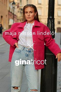 Gina Tricot-katalog ( Utløpt )