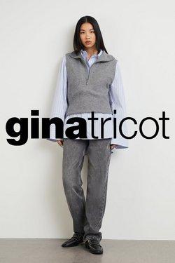 Tilbud fra Gina Tricot i Gina Tricot-brosjyren ( 18 dager igjen)