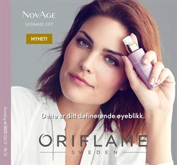Oriflame-katalog ( 15 dager igjen )