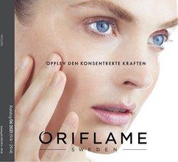 Tilbud fra Helse og skjønnhet i Oriflame-brosjyren ( 15 dager igjen )