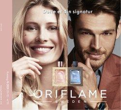 Tilbud fra Helse og skjønnhet i Oriflame-brosjyren ( Publisert i går)