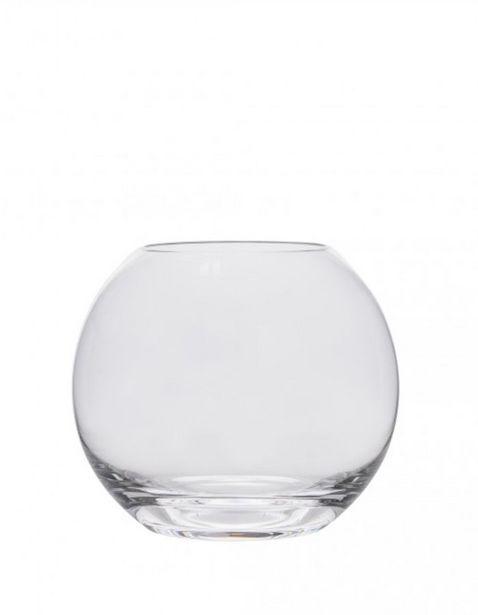 Tilbud: Hadeland Glassverk Sans Novo Vase 90Mm Klar 249 PK
