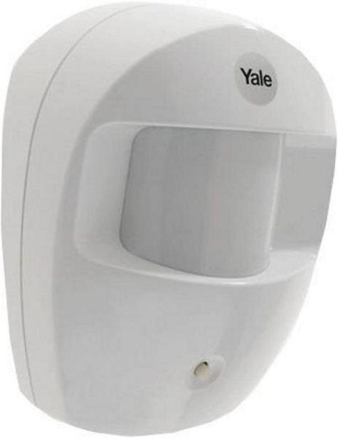 Tilbud: Alarm yale bevegelsessensor 549 PK