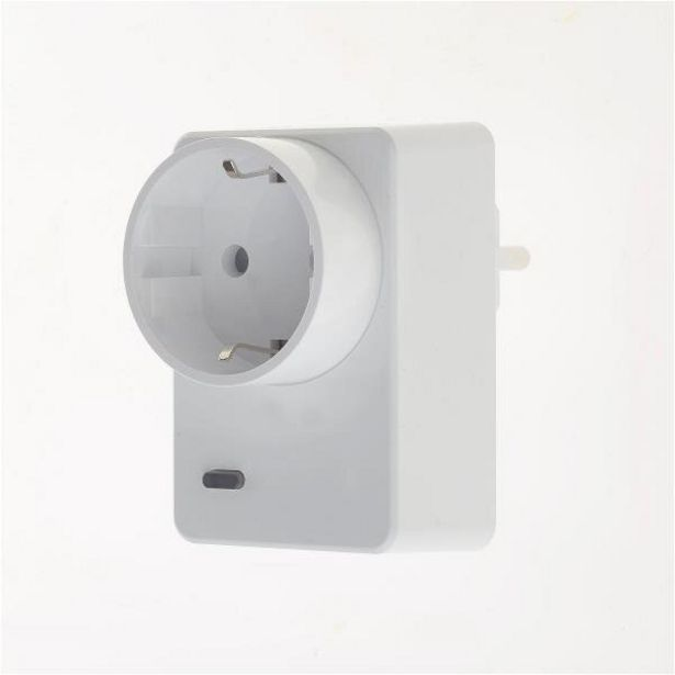 Tilbud: Alarm yale stikkontakt/støpsel 699 PK